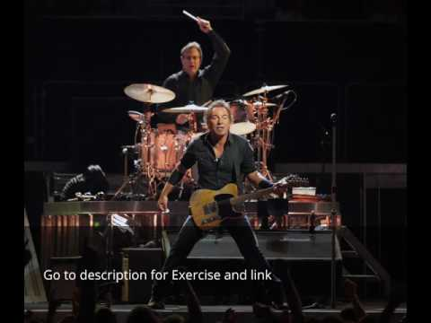 Focus on Accents - Bruce Springsteen Growing up! (2)
