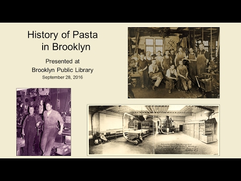 History of Pasta in Brooklyn