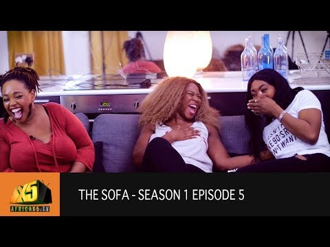 The SOFA: Are modern Blackmen Trash? S1.EP5.