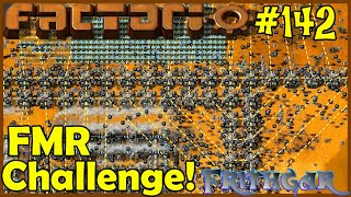 Factorio Million Robot Challenge #142: The Mystery Of The Missing Robot!