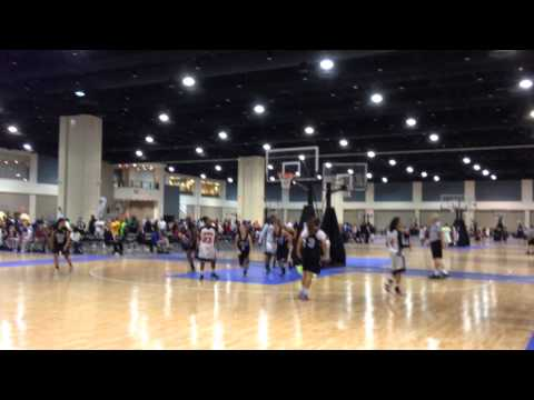 Shelby Walker - Highlights from 2013 AAU!!!