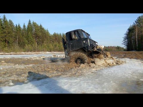 ГАЗ-66 или Hummer по Русски (13 фото + 2 видео)