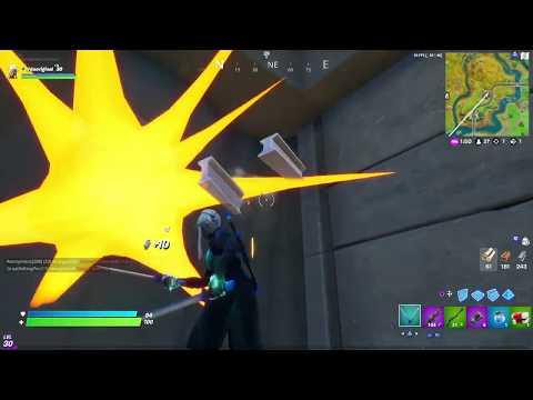 Fortnite Shadow Safe House Beta Find Shadow Safe Houses Youtube