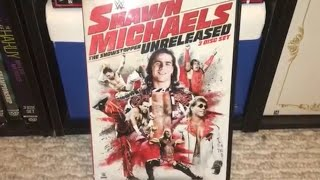 WWE Shawn Michaels Unreleased DVD Review