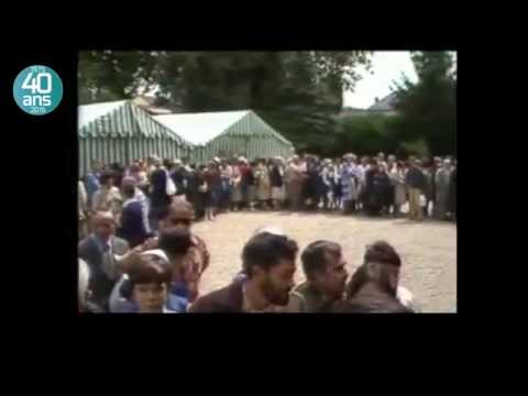 [Paray online] 40 ans de sessions à Paray-le-Monial