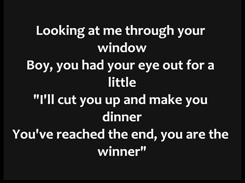 Melanie Martinez - Tag, you're It Lyrics
