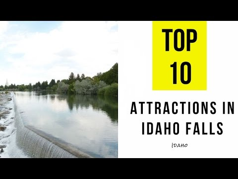 Top 10. Best Tourist Attractions in Idaho Falls - Idaho