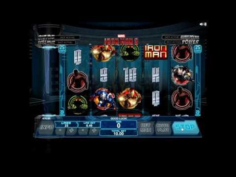 Обзор игрового клуба  Iron Man 3 - бонусы, отзывы, игровые автоматы,