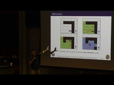 ICAPS 2017: Improving MPGAA* for Extended Visibility Ranges