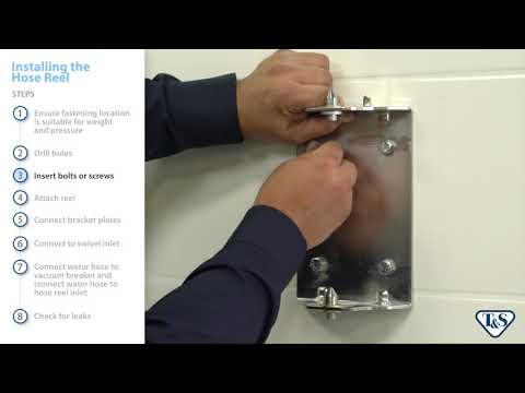 How To: Installing The Hose Reel