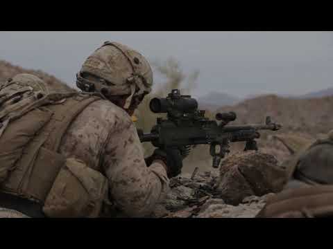DFN: Marines conduct AST-1 during WTI 2-18, WELTON, AZ, UNITED STATES, 04.16.2018