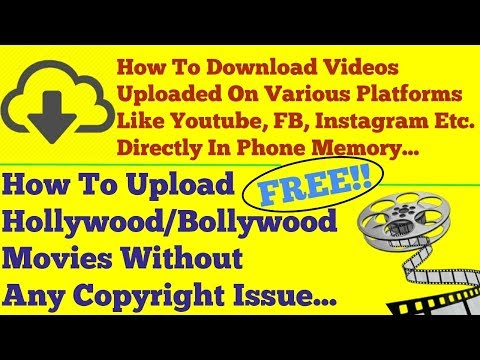 how-to-upload-hollywood/bollywood-movies-on-youtube-without-any-copyright-claim/issue