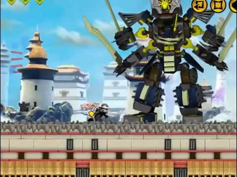 Lego Ninjago Possession Free Online Game Play Preview ...