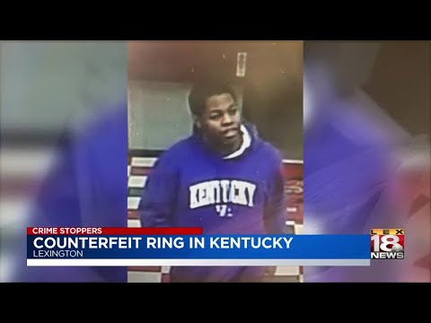 Counterfeit Ring In Kentucky
