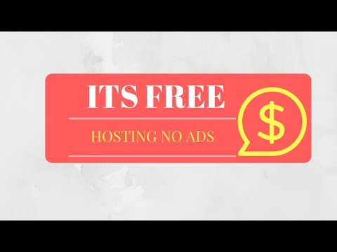 Free Php Website Hosting, VPS,  Domain, SSL with Site Builder