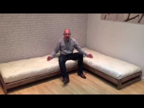 Stacking Beds Funky Futon Youtube
