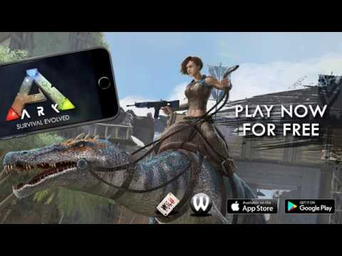 ARK: Survival Evolved' dinosaur survival game launches on iOS, free