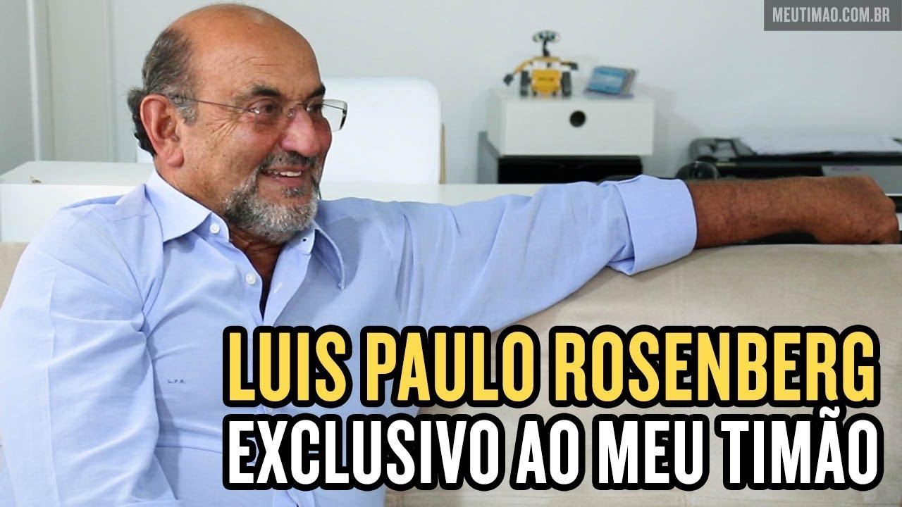 VÍDEO: LUIS PAULO ROSENBERG: NOVAS CAMISAS, PLANOS PARA ARENA E ...