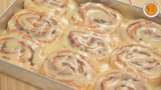 How to Make Homemade Cinnamon Rolls  Ep. 99  Mortar and Pastry