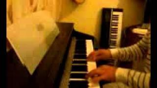 Ask i Memnu piano cover