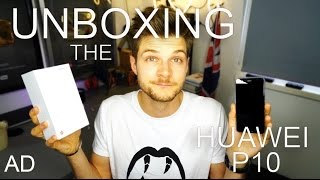 UNBOXING AND REVIEW OF THE HUAWEI P10