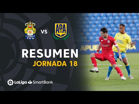 Las Palmas Alcorcón Goals And Highlights