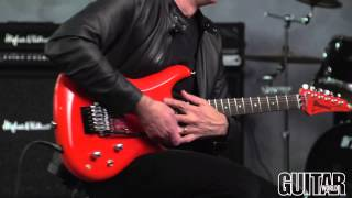 Joe Satriani -  How to Create Weird Alien Guitar Sounds