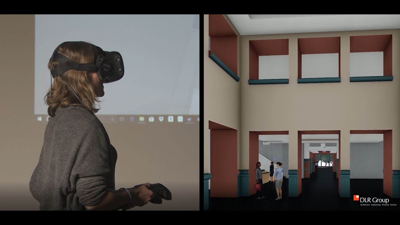 Design Virtual Reality And The Portland Building