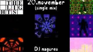 """20,november (single mix) / DJ nagureo"" Animations"