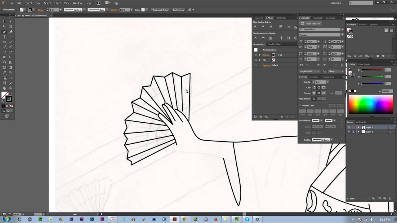 Coloring book software - Coloring Book Design Convert To Vector