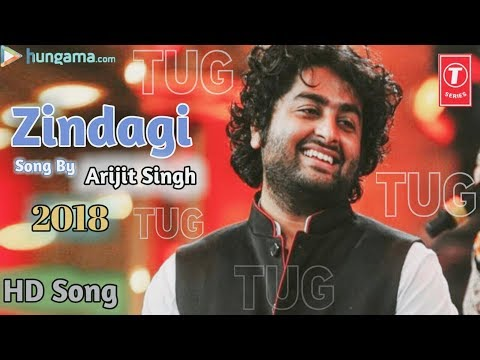 Jeene Dena Jeene Dena Zindagi Tu Jeene Dena | Arijit Singh | TUG |New Latest Hindi Video Song 2018