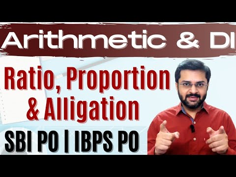 Ratio Proportions - 2 | SBI PO 2017 Online Classes #DAY 28