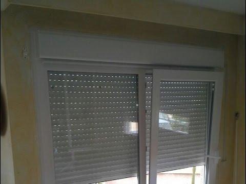 Como hacer cortinas para puertas youtube for Puerta lavadero