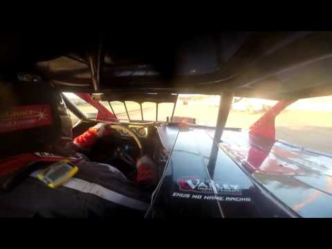 Heat #3 North Central Speedway  Northern Sportmodified 8/15/15