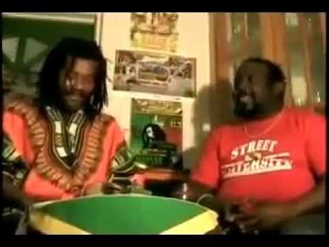SINGING VERNON AND BIG STONE. ( TRIBUTE TO MARCUS GARVEY 2011 )