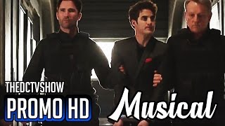 "Supergirl 2x16 Promo ""Star-Crossed"" Season 2 Episode 16 Musical Crossover Preview"