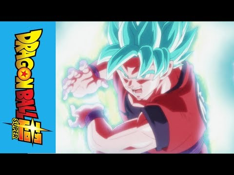 Dragon Ball Super - Official Clip - Super Saiyan Blue