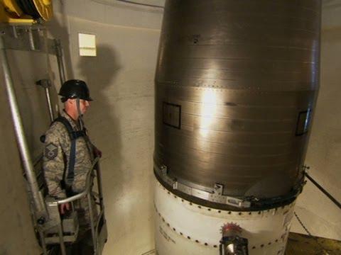 Inside Aging American Nuke Base