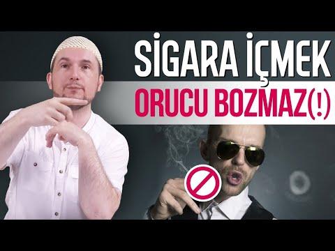 SİGARA İÇMEK ORUCU BOZMAZ(!) / Kerem Önder