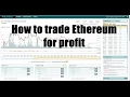 How to trade Ethereum for profit