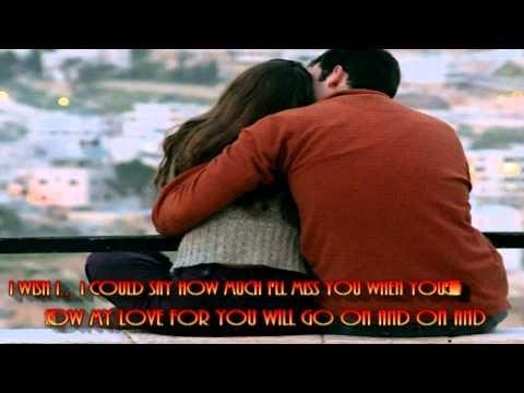 Johnny Logan - Hold Me Now With Lyrics