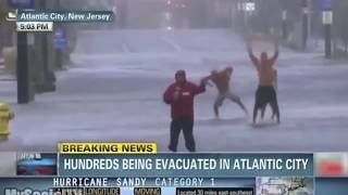 Camera during hurricane sandy nj ...