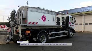 Yvelines : un dispositif commun avec les Hauts-de-Seine pour l'hiver