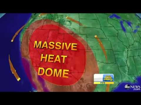 Millions of Americans Suffer Worst Heat Wave Recorded History