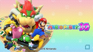 Mario Party 10 (Wii U) Walkthrough Part 1: Let The Party Begin! (Mushroom Park)