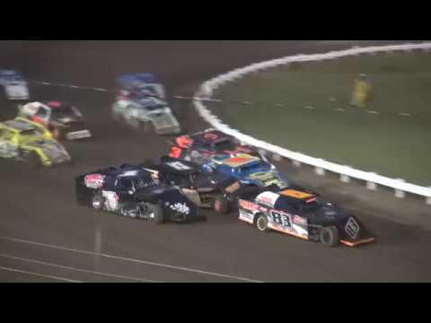 IMCA Sport Mod feature Farley Speedway 8/7/17