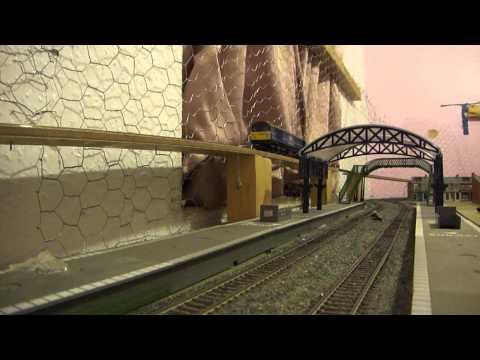 Hornby R826, Class 37 freight train set, LOT 6. Ebay No: 320858984671