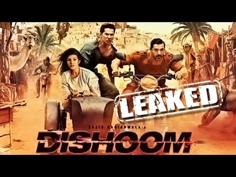 Shocking! Dishoom Movie LEAKED Online...