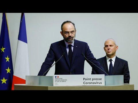 Contre le coronavirus, Édouard Philippe annonce la fermeture des commerces non essentiels