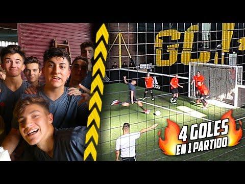 ¡METEMOS +5 GOLES EN UN PARTIDO EN EL TORNEO DE LA ÉLITE!
